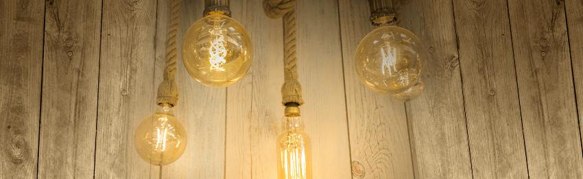 Lumière de corde