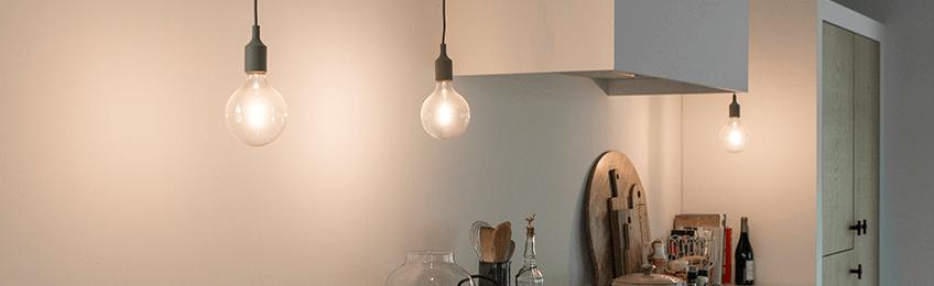 Luminaire cuisine