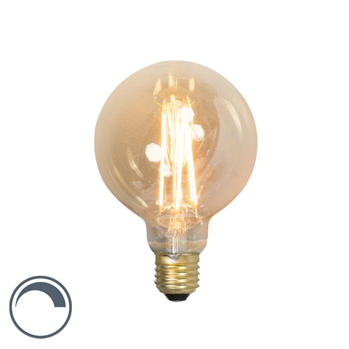 Ampoule-à-incandescence-à-LED-E27-240V-4W-320lm-dimmable