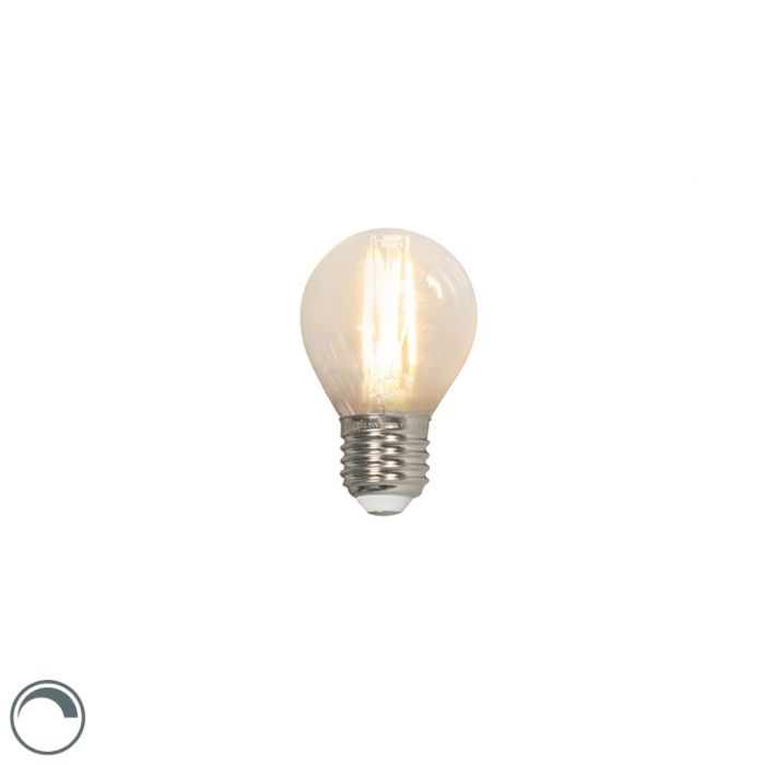 E27-dimmable-LED-filament-P45-boule-lampe-3.5W-350lm-2700-K