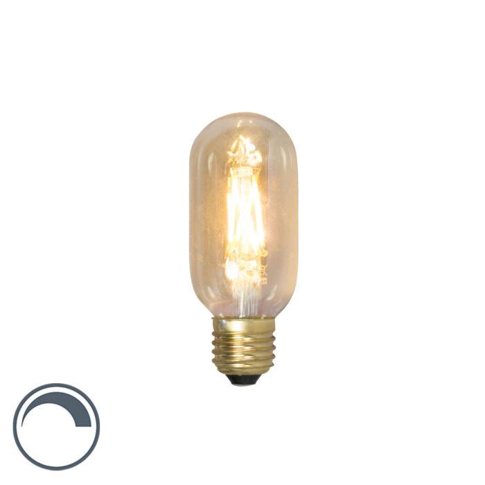Tube-de-lampe-à-incandescence-LED-dimmable-E27-T45L-4W-320lm-2100-K