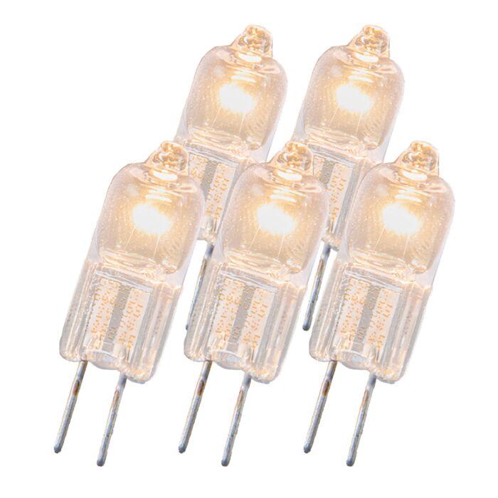 Ampoule-Halogène-G4-20W-12V-Pack-de-5