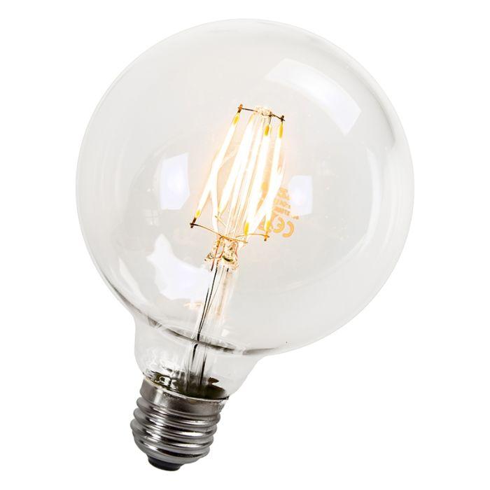 Ampoule-à-filament-à-LED-95mm-E27-4W-470-lumen