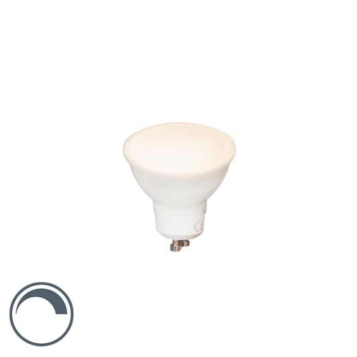 Lampe-LED-GU10-dimmable-6W-450-lm-2700K