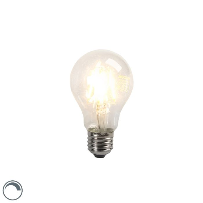 Lampe-à-incandescence-LED-dimmable-E27-4W-390LM-2700K