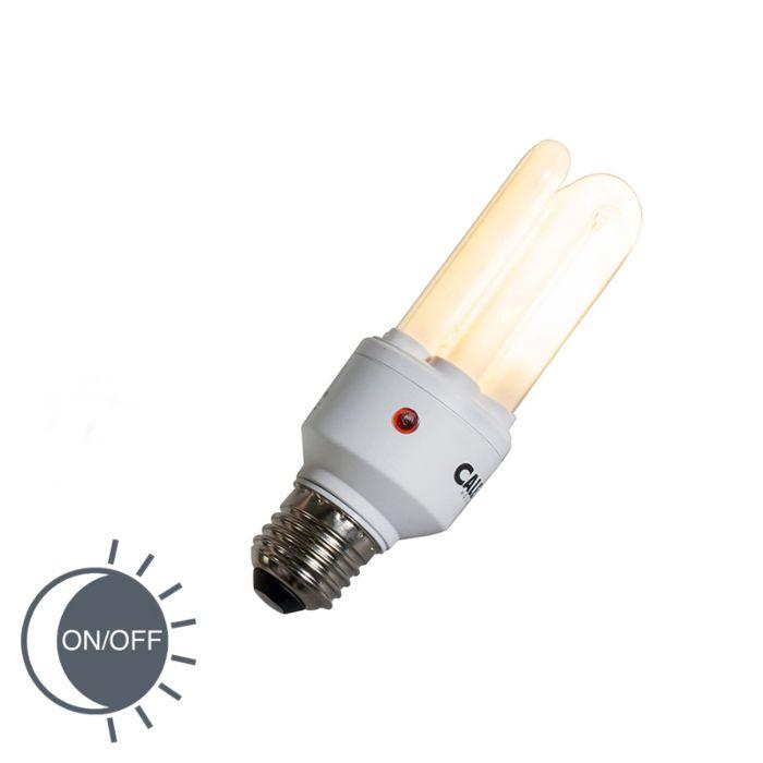 Lampe-de-capteur-E27-15W-3U-T4-2700K