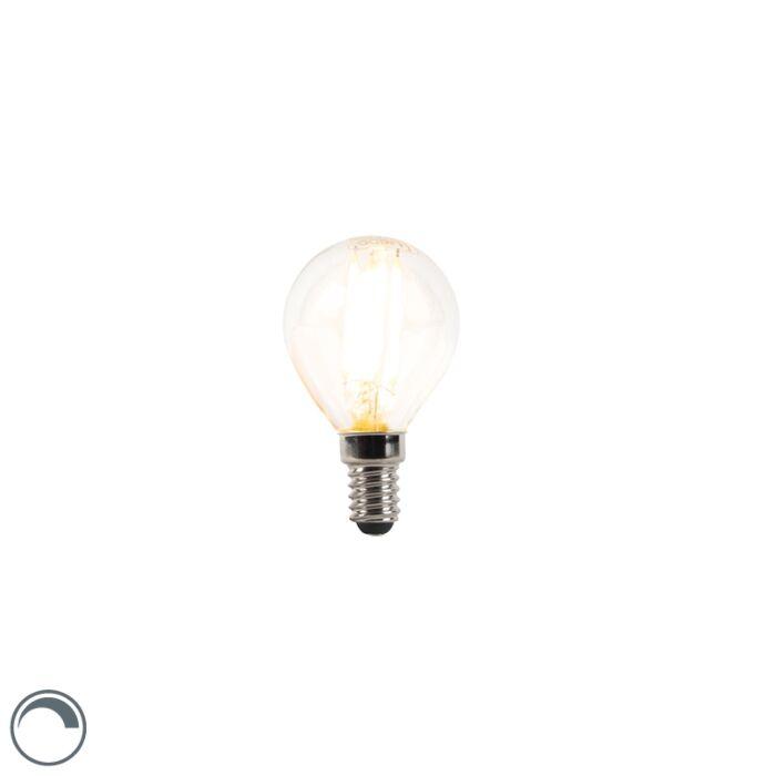 Lampe-boule-à-incandescence-LED-E14-dimmable-3W-250-lm-2700K