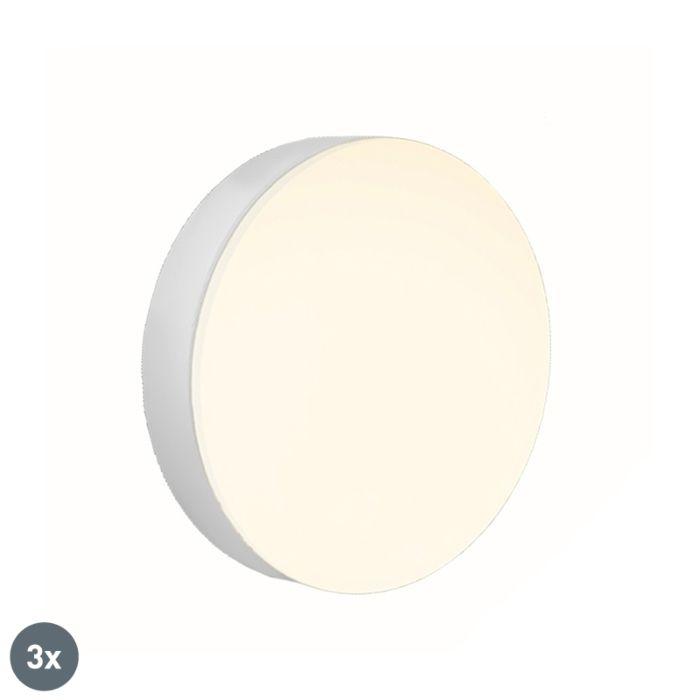 Lot-de-3-lampes-LED-GX53-6W-400-lm-2700-K