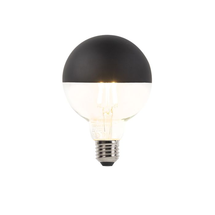 E27-dimmable-LED-tête-de-lampe-à-incandescence-miroir-G95-noir-400lm-2700K