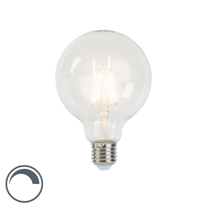 Lampe-à-filament-à-LED-dimmable-E27-G95-5W-450lm-2700K