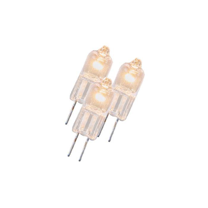 Set-de-3-lampes-halogènes-transparentes-Osram-5W-12V