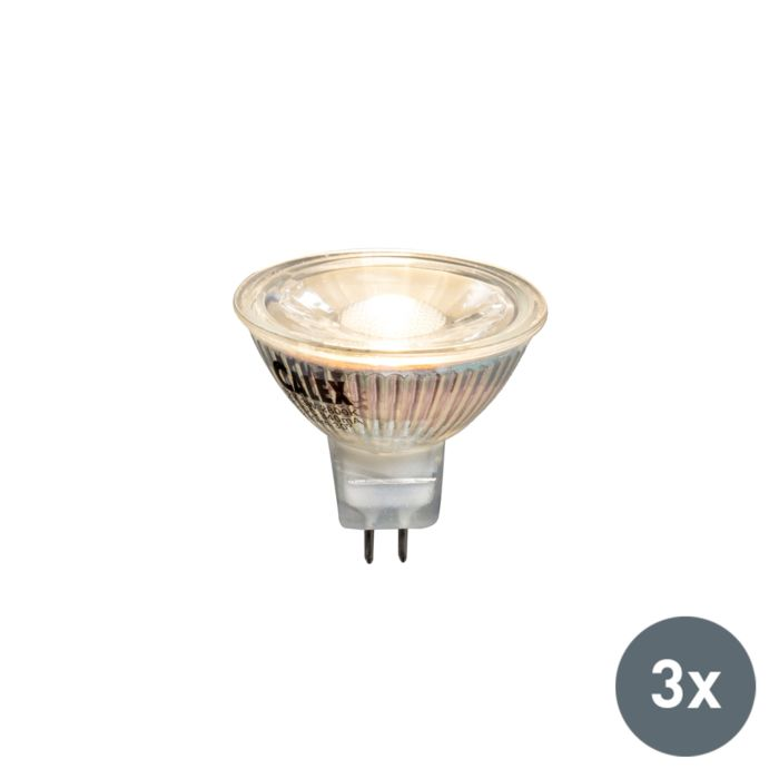 Lot-de-3-lampes-LED-3W-230-lumen