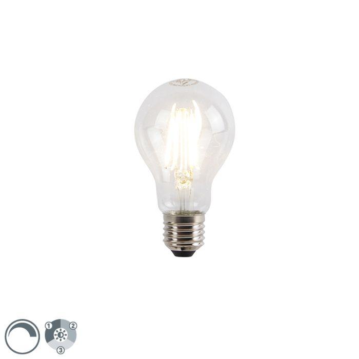 Lampe-LED-E27-dimmable-3-niveaux-A60-5W-660-lm-2700K