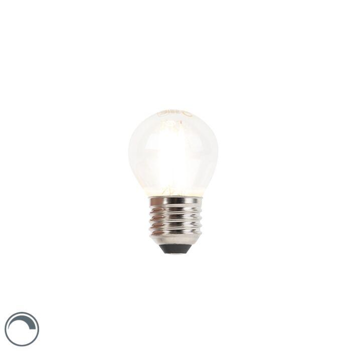 Lampe-boule-à-filament-LED-dimmable-E27-3W-250-lm-2700K