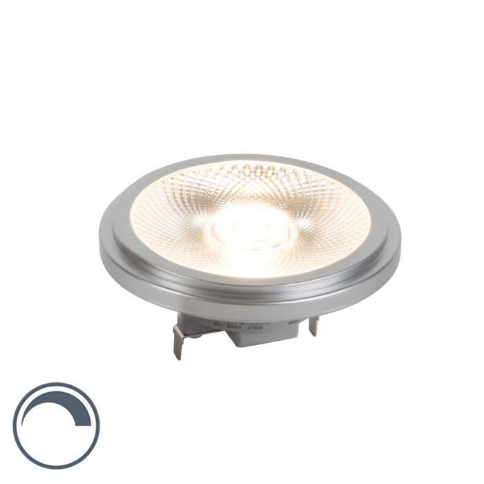 Dimmable-LED-Osram-G53-15W-faisceau-de-800-degrés-chaud-2700K