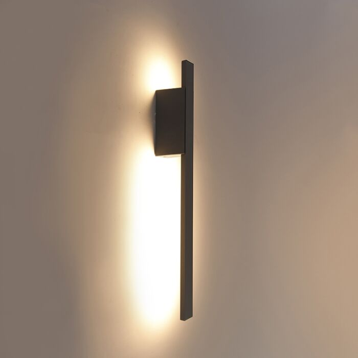 Buiten-wandlamp-donkergrijs-IP54-incl.-LED---Jamal