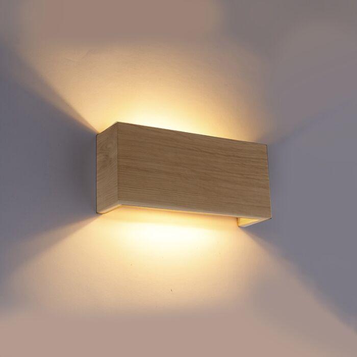 Applique-bois-2-lumières---Justin