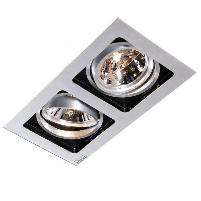Spot-encastrable-Qure-2-en-aluminium