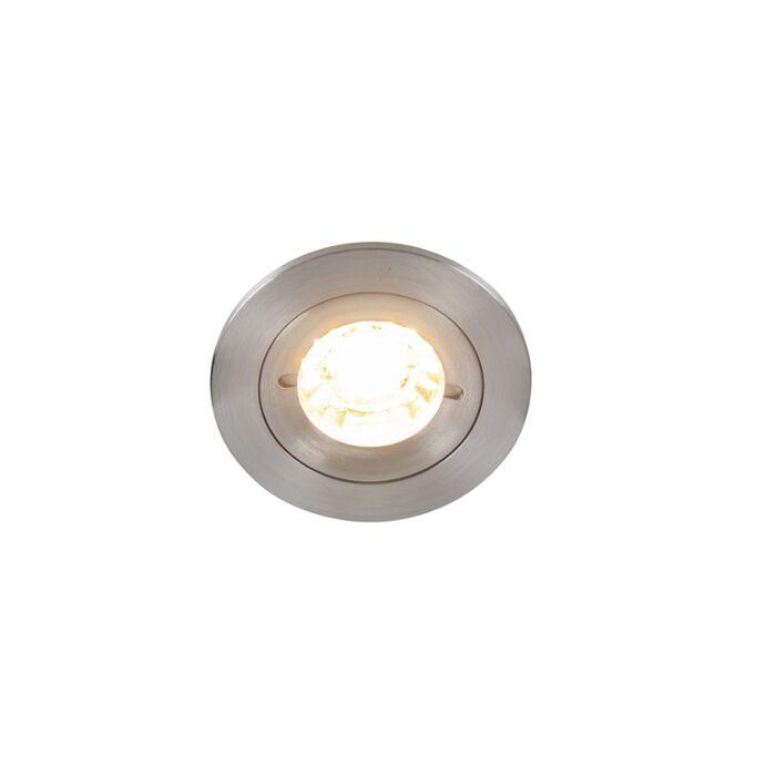Spot-encastrable-en-aluminium-IP54---Xena-Round