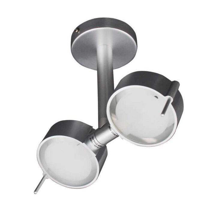 Plafonnier-Eye-2-en-aluminium