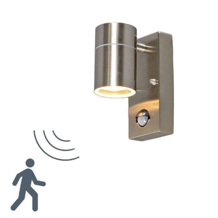 Lampe-d'extérieur-Solo-IR-acier