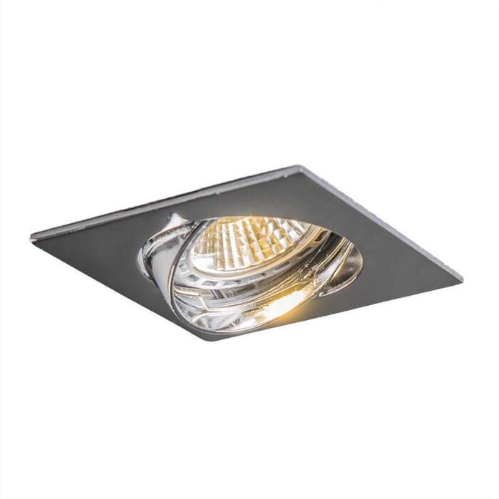Led-spot-encastré-Edu-carré-inclinable-chrome