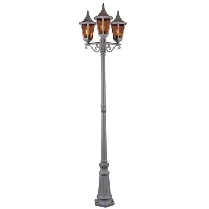 Lampe-d'extérieur-President-P3-H228-graphite