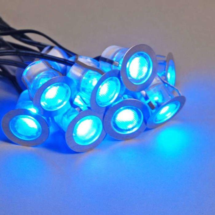 Komo-LED-set-intégré-de-10-pièces-IP65-bleu
