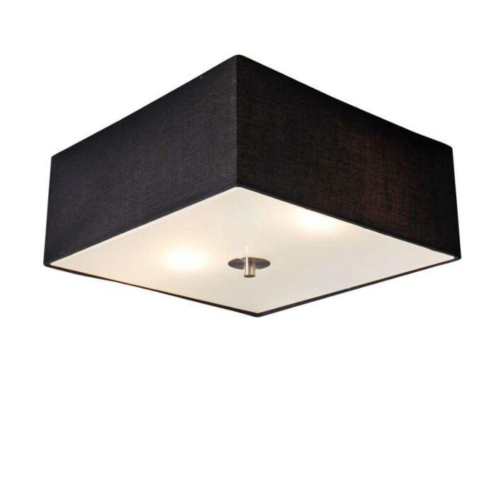Plafonnier-Drum-35-square-noir