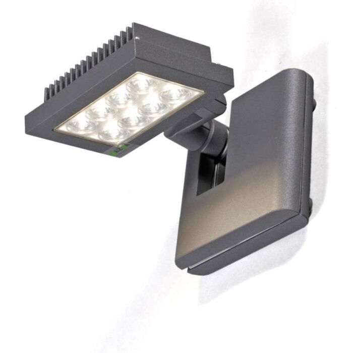 Opton-Flood-Light-graphite-avec-LED-blanc-chaud