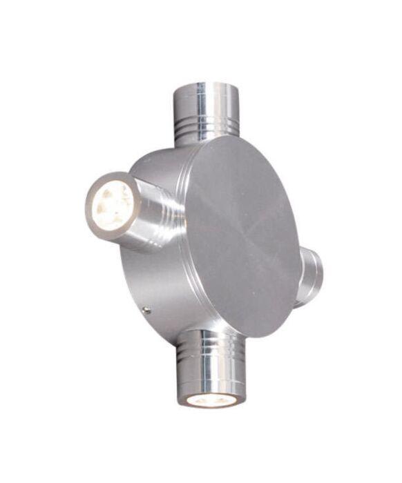 Applique-Star-LED-4-en-aluminium
