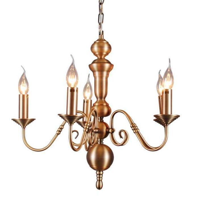 Lustre-Ancien-Hollandais-5-Bronze