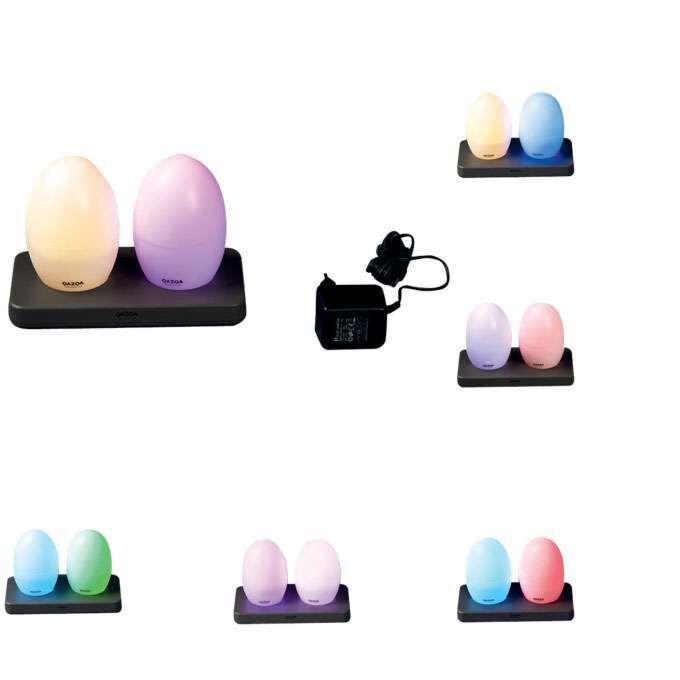 Set-de-deux-lampes-LED-rechargeables-EGG
