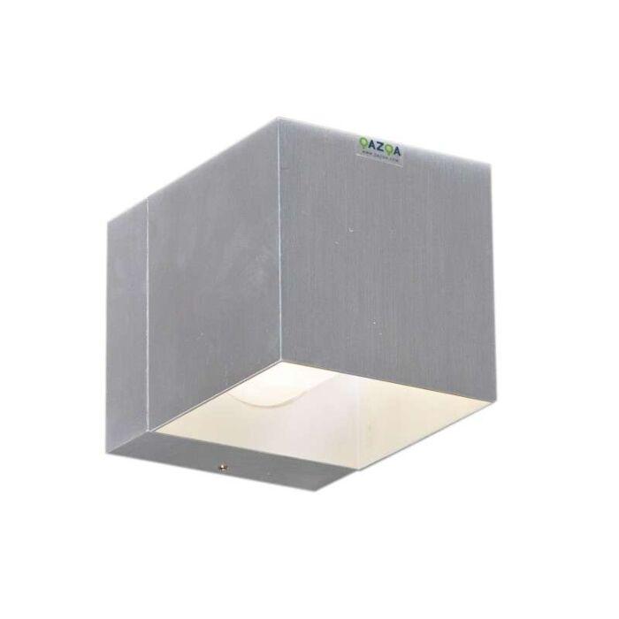 Applique-Luca-aluminium-LED