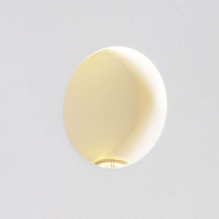 Applique-murale-à-encastrer-Zero-rond-LED