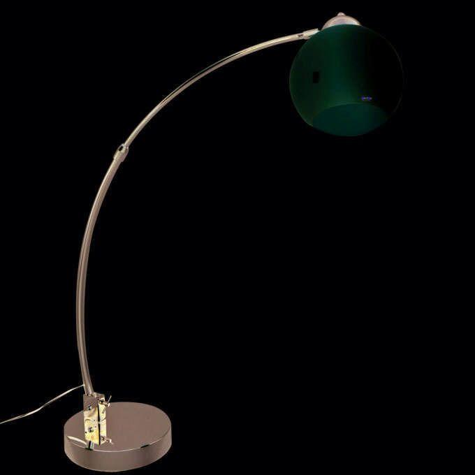 Lampe-à-arc-chrome-avec-blanc