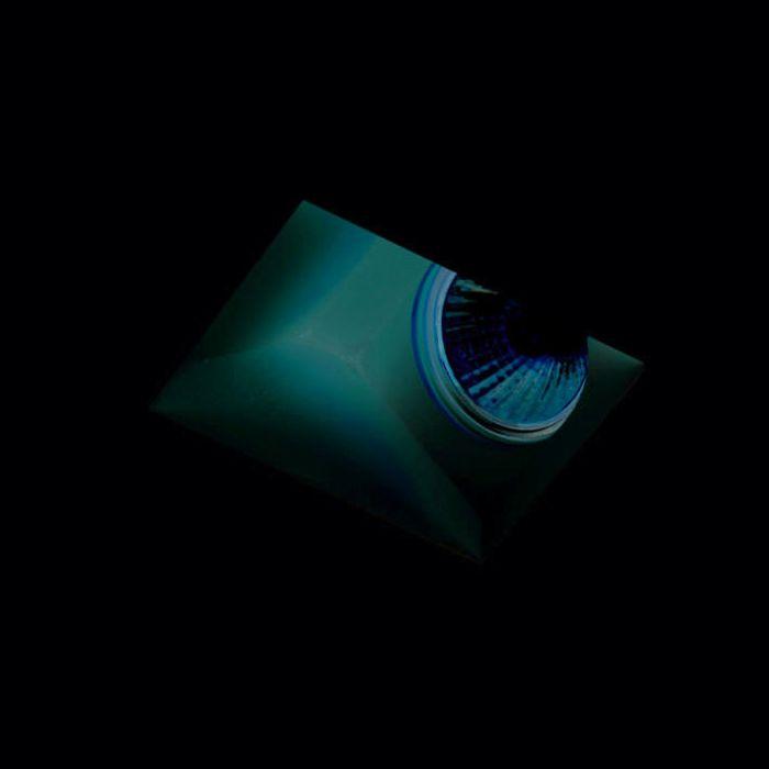 Spot-intégré-Gipsy-Zero-mini-carré-asymétrique