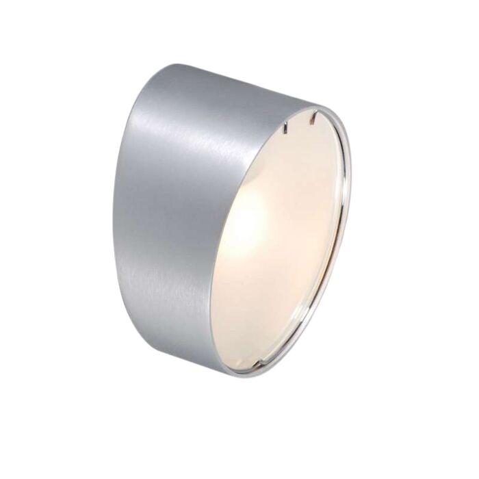 Applique-téléphone-autour-de-l'aluminium