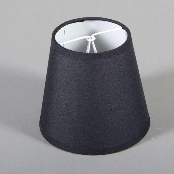 Clip-casquette-ø15cm-noir