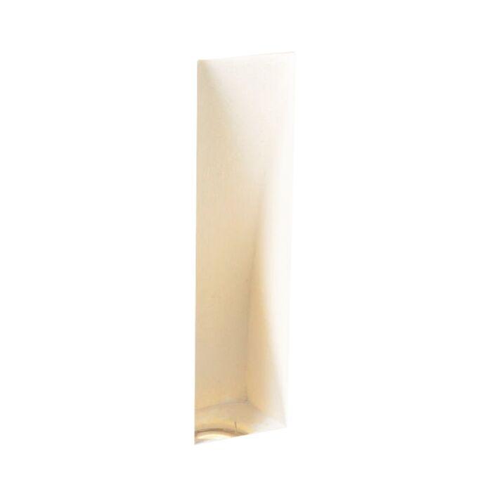 Applique-murale-Zero-rectangle-LED-encastré