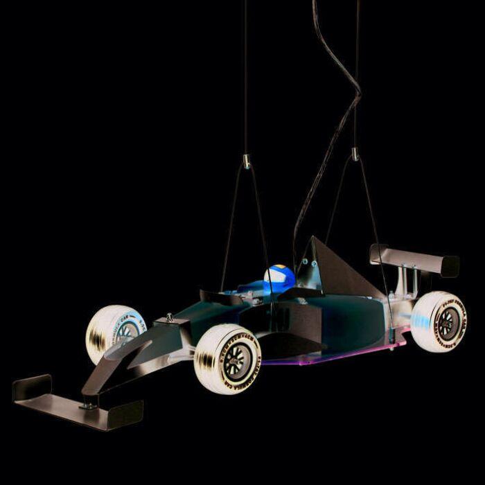 Suspension-de-voiture-Kids-Formula-1