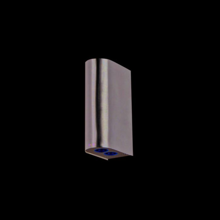 Applique-Jona-LED-en-acier-inoxydable