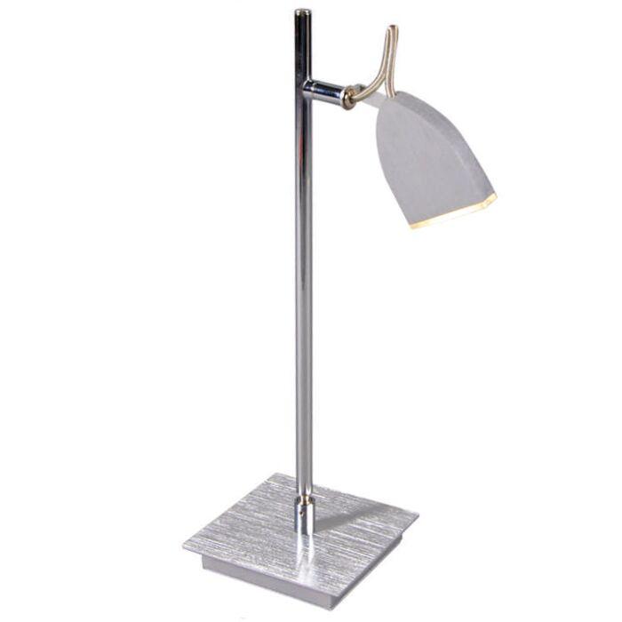 Lampe-de-table-Space-1-LED-Aluminium