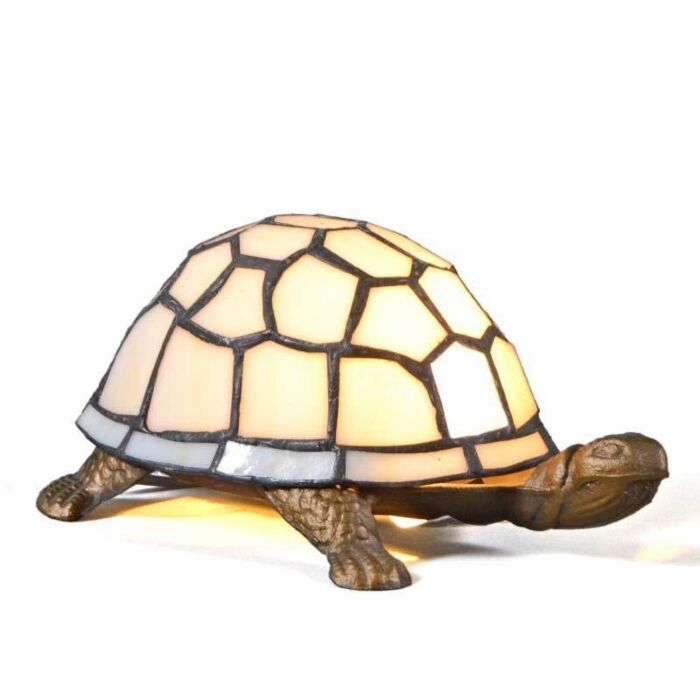 Lampe-de-table-Tiffany-Tortue