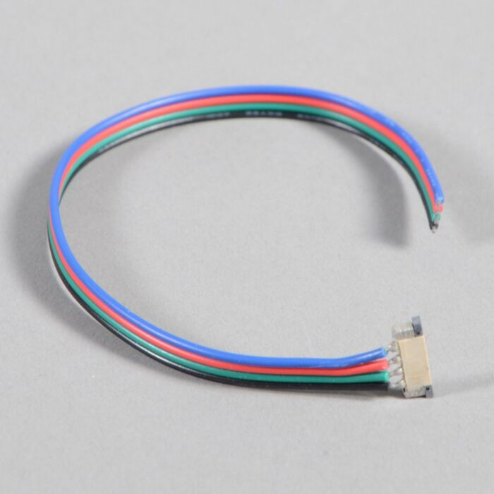 Câble-RGB-LED-Strip