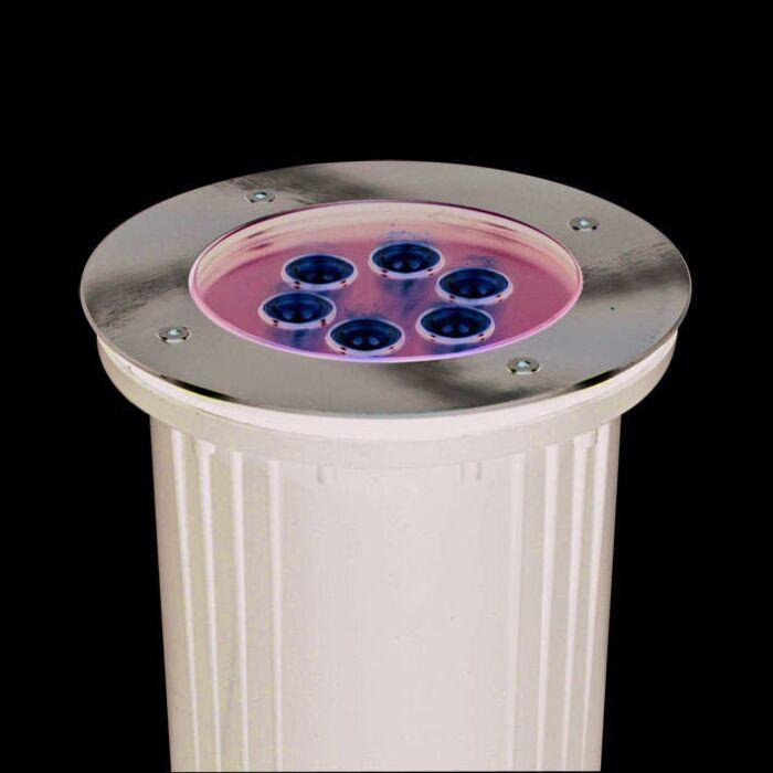 LED-de-puissance-spot-de-masse-6-x-1-W