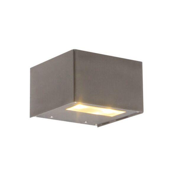 Applique-Ayer-LED-en-acier-inoxydable
