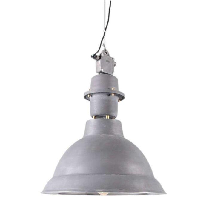 Lampe-d'alimentation-vieux-gris