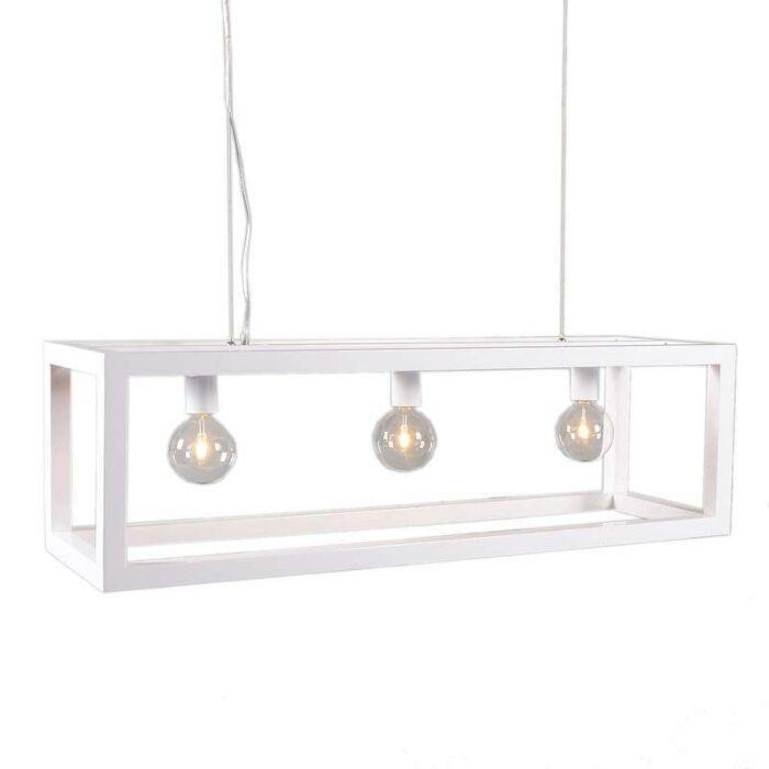 Cage-3-suspension-blanche