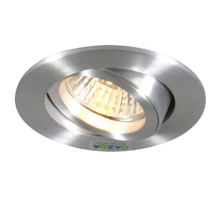 Spot-intégré-Note-en-aluminium